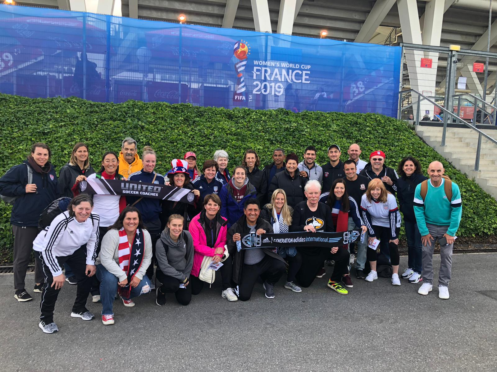 COACH WAKEMAN'S RECAP OF HER TRIP TO FIFA'S WWC